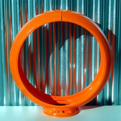 """13.5"""" Orange Capco Globe Body"""