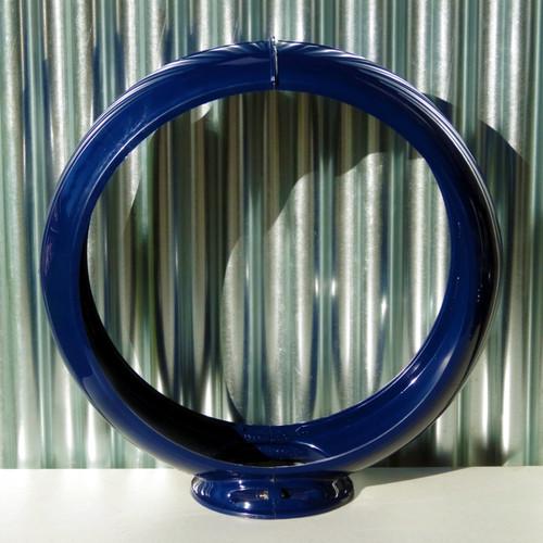 """13.5"""" Dark Blue Capco Globe Body"""