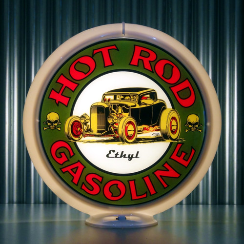 "Hot Rod Ethyl - 13.5"" Ltd Ed Globe"