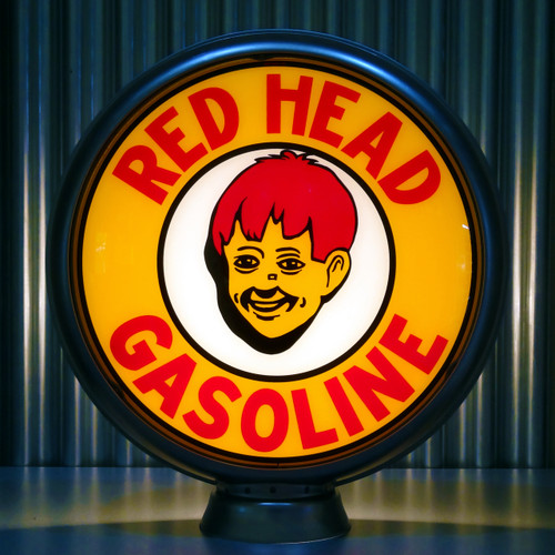 "Red Head Gasoline 15"" Ltd Ed Lenses"