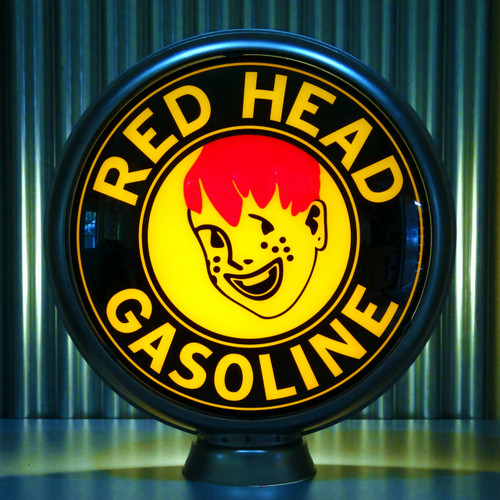 "Red Head Gasoline (Early) 15"" Ltd Ed Lenses"