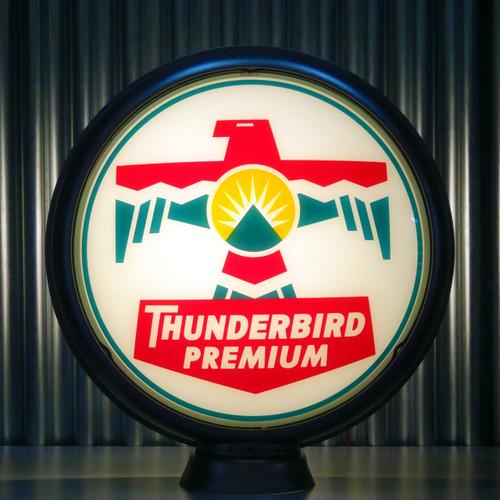 Thunderbird Premium custom globe | Pogo's Garage