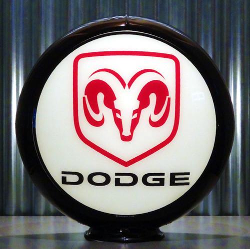 Dodge Ram custom globe | Pogo's Garage