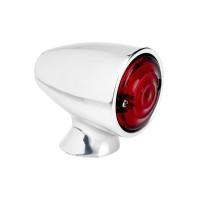 Biltwell Bullet Tail Light - Chrome
