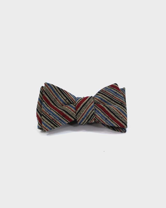 Bow Tie, Woven Shima