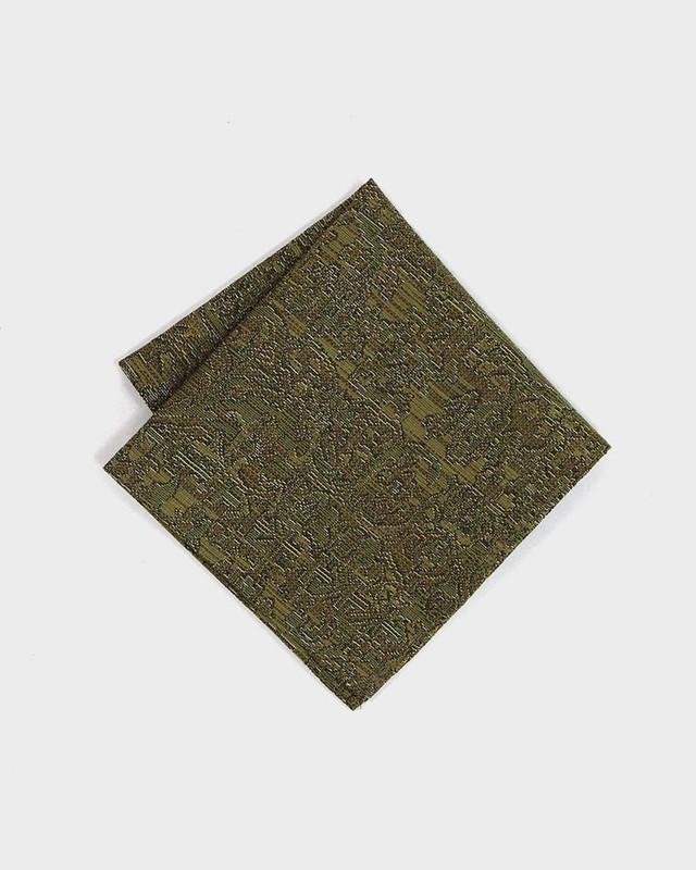 Pocket Square, Kimono Tapestry