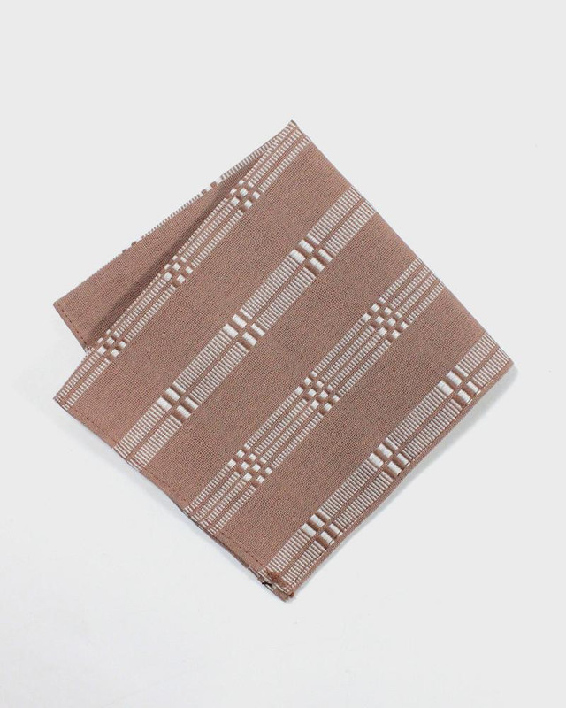 Pocket Square, Natural Shuri-Ori