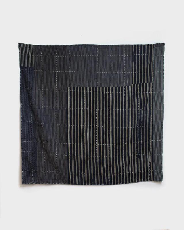 Vintage Boro Blanket, 6