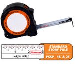 Fastcap Tape 25' Story Pole