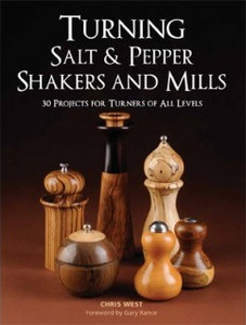 Turning Salt and Pepper Shakers and Mills