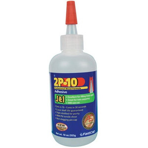 Fastcap 2P-10 Jel CA Glue 10 Oz