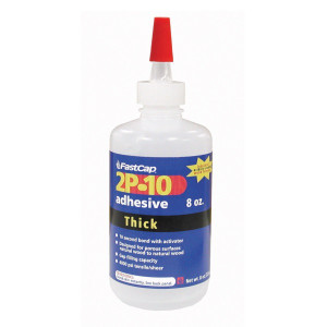Fastcap 2P-10 Thick CA Glue 10 Oz