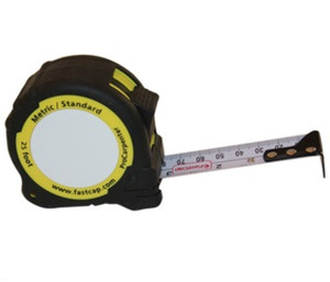 Fastcap Tape 25' Metric/Standard