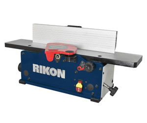 "Rikon 20-600H 6"" Benchtop Helical Head Jointer"