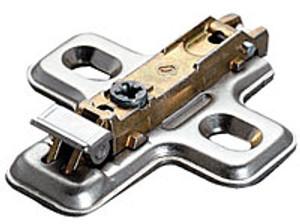 Salice BAV3L09F 0mm Steel Mounting Plate