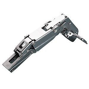 Salice C2RFG99 165 Degree Half Overlay Self-Closing Press-in European Hinge