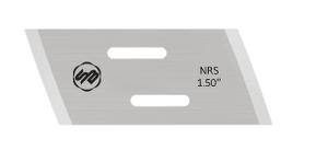 Stuart Batty 1.5 inch Skewed Negative Rake Scraper Blade
