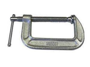 Bessey CM22 Light duty (CM), drop forged C-Clamp 2.5 inch