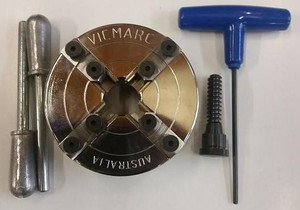 Vicmarc V00280-4 VM90 Chuck without Jaws