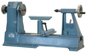 Vicmarc V00767-3 VL300 Wood Lathe Bed Only
