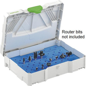 Festool 497695 Router Bit Systainer