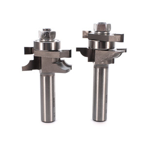 Whiteside 6003 Bead Stile and Rail Router Bit Set