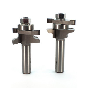 Whiteside 6005 Traditional Stile and Rail Router Bit Set