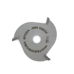 Whiteside 6703A 3/32 Kerf Slotting Cutter Blade