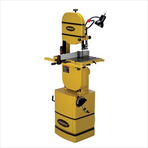 """Powermatic PWBS04CS, 14"""" Wood Bandsaw with closed stand"""