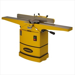 """Powermatic 54A 6"""" Jointer with Quick Change Knife System"""
