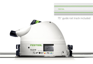 Festool 561438 Circular Saw TS 75 EQ