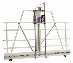 "Safety Speed H6 73"" Vertical Panel Saw"