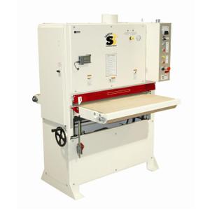 Safety Speed 3760 15hp 3 Phase Wide Belt Sander