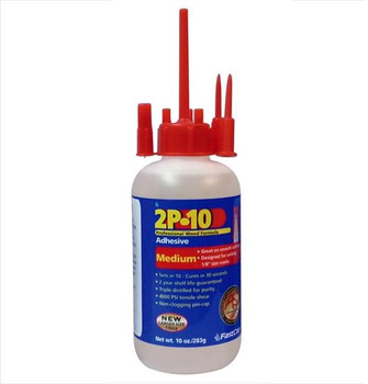 Fastcap 2P-10 Medium CA Glue 2.25 Oz