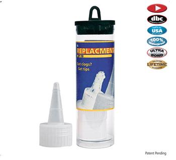 Fastcap 2P-10 Glue Tips 3pk