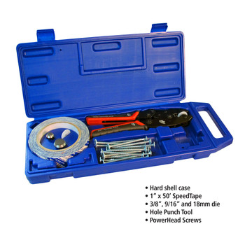 Fastcap Hole Punch Pro Set Complete