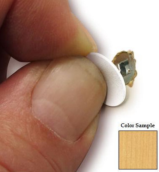 Fastcap 9/16 American Maple PVC Cover Caps