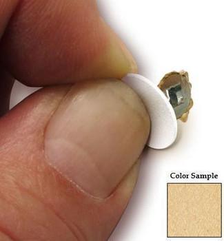Fastcap 9/16 Clear Maple PVC Cover Caps