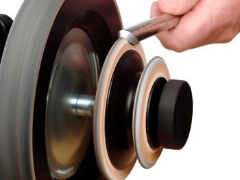 Tormek LA-120 Leather Honing Wheel