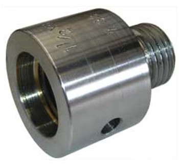 """Vicmarc Spindle Adapter 1"""" x 8tpi to 1.5"""" x 8tpi"""