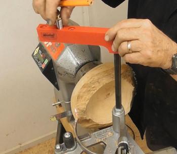 Woodcut Bowlsaver Laser Guide