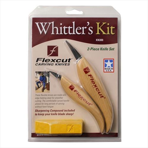 Flexcut KN300 Whittler's Kit