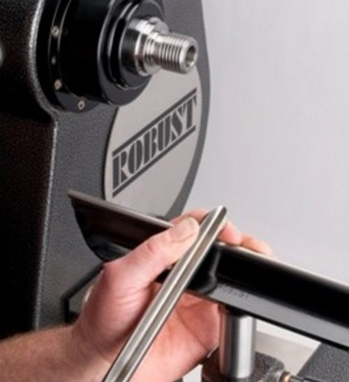 """Robust 4"""" Low Profile Tool Rest 1"""" Post"""