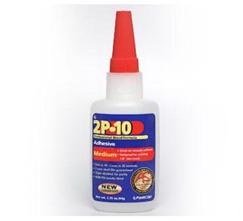 Fastcap 2P-10 Medium CA Glue 10 Oz