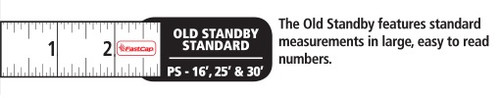Fastcap Tape 25' Old Standby