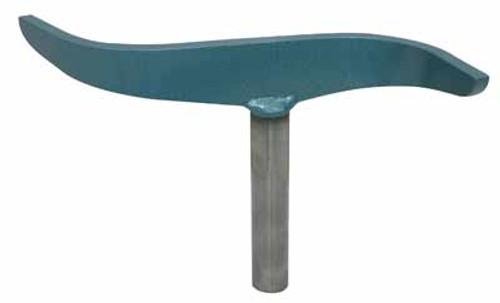 Vicmarc V01201 Tool Rest VL300 S curve 30mm shaft