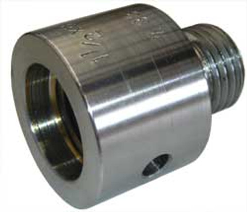 """Vicmarc Spindle Adapter M33 x 3.5 to 1"""" x 8tpi"""