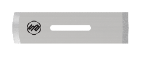 Stuart Batty 1 inch Domed/Straight Negative Rake Scraper Blade