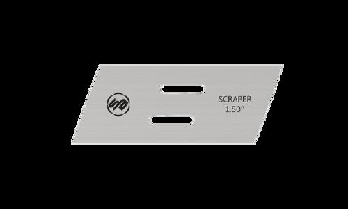 Stuart Batty 1.5 inch Right Skewed Conventional Scraper Blade