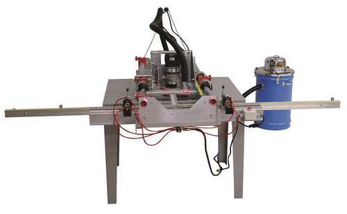 Safety Speed TR2 Horizontal Table Router